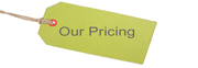 Our Pricing