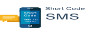 Short code SMS